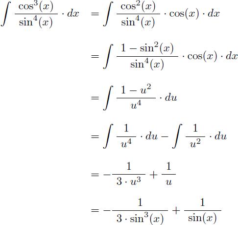 Exercices corrigés d'intégrales et de primitives