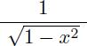 Primitives des fonctions rationnelles trigonométriques
